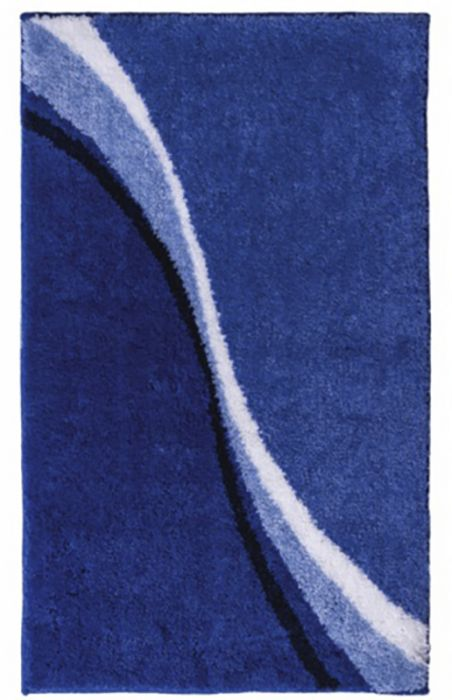 Vannitoavaip Barney sinine 60 x 100 cm