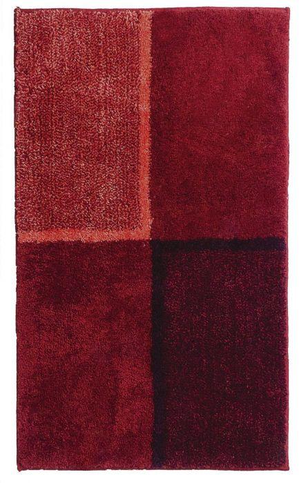 Vannitoavaip Penny punane 60 x 100 cm