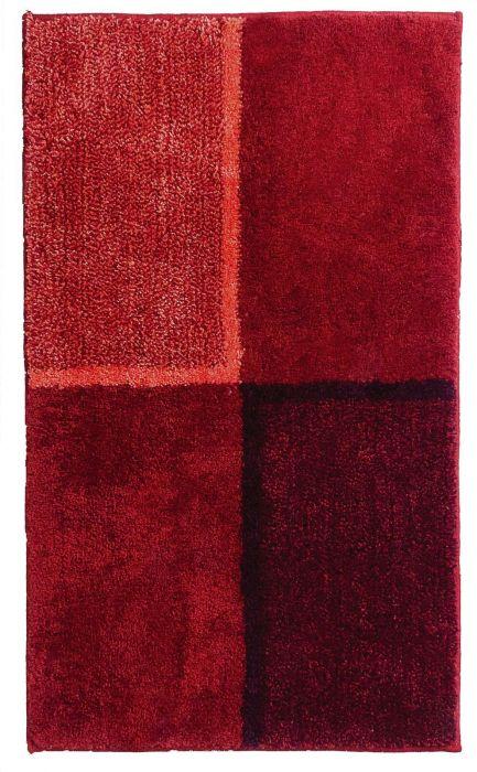 Vannitoavaip Penny punane 50 x 60 cm