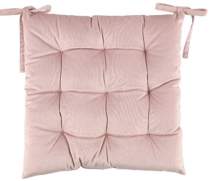 Toolipadi Velvet 40 x 40 cm, roosa