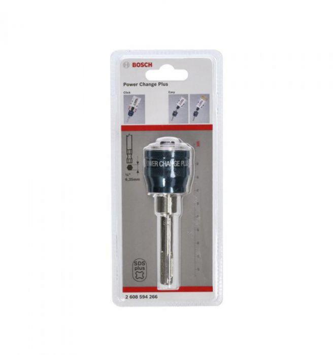 SDS- Plus adapter Bosch 6,3 mm