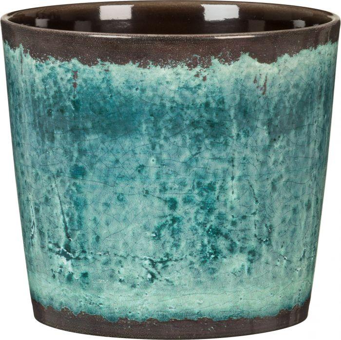 Ümbrispott Ocean Glaze Ø 11 cm