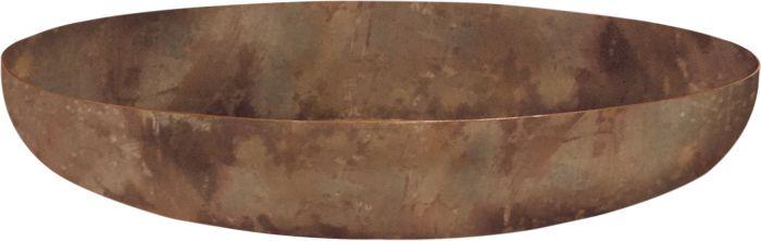 Veepeegel ümar 80 x 80 x 17 cm