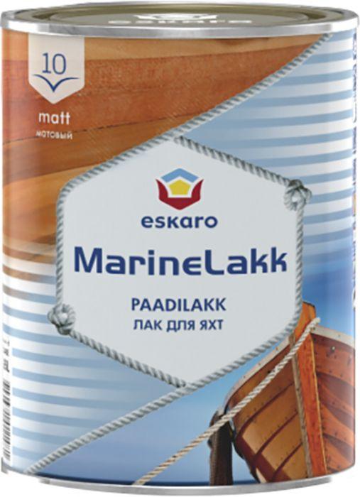 Paadilakk Eskaro MarineLakk 10, 0,95 l