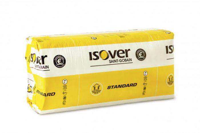 Mineraalvill Isover Standard KL 35-150, 565 x 870 mm