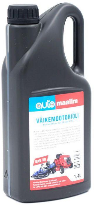 AM väikemootori õli murutraktorile 1,4 L