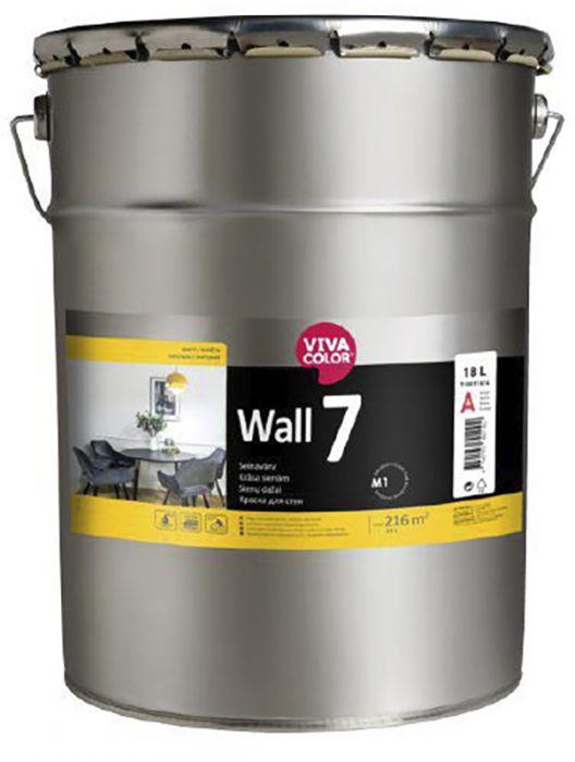 Seinavärv Vivacolor Wall 7 18 l
