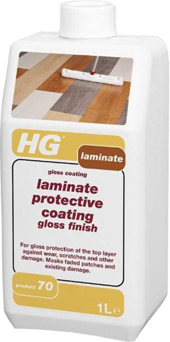 HG puhastusvahend laminaadi läike taastamiseks 1 l