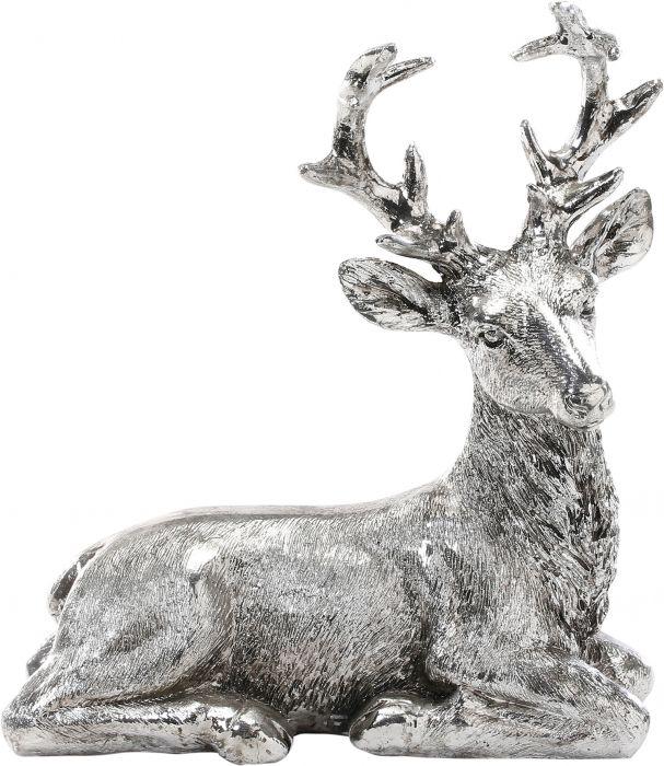 Jõulukaunistus Põhjapõder 18,5 cm