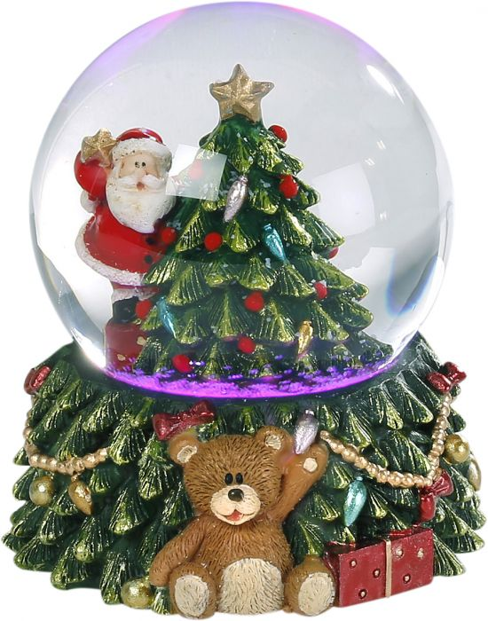 Jõulukaunistus Jõuluvana 9 cm