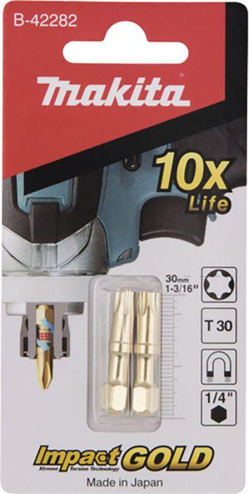 Kruvikeeraja otsikud Makita Torison TX30, 30 mm, 2 tk