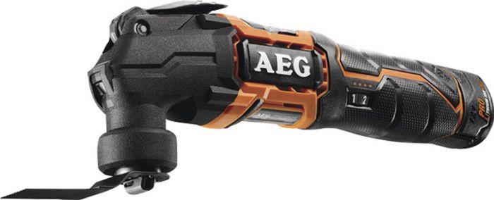 Multitööriist AEG BMT12C LI-152B 12 V, 2 x 1,5 Ah