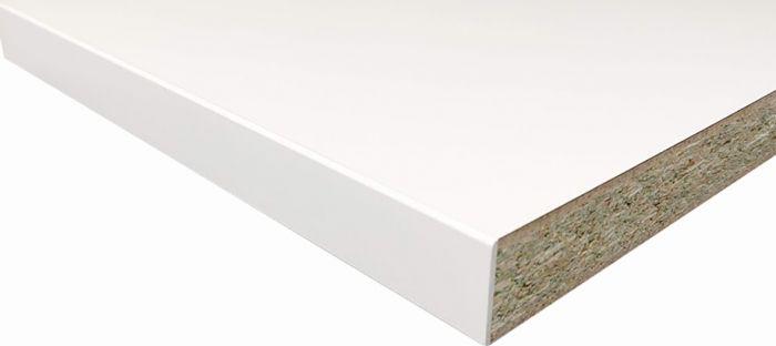 Töötasapind Plaat Detail 30 x 600 x 3050 mm valge