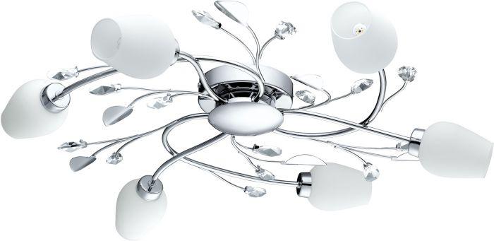Plafoon Eglo Pitale 6-osaline LED