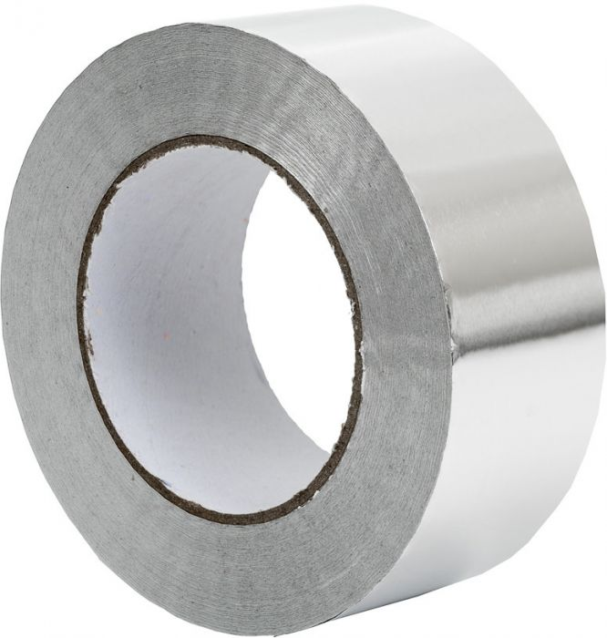 Alumiiniumteip Europlast 75 mm x 50 m