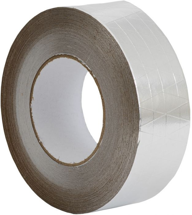 Tugevdatud alumiiniumteip Europlast 50 mm x 50 m