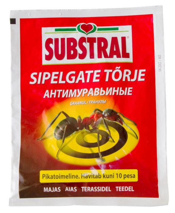 2 Sipelgapulbrit Substral 100 gr
