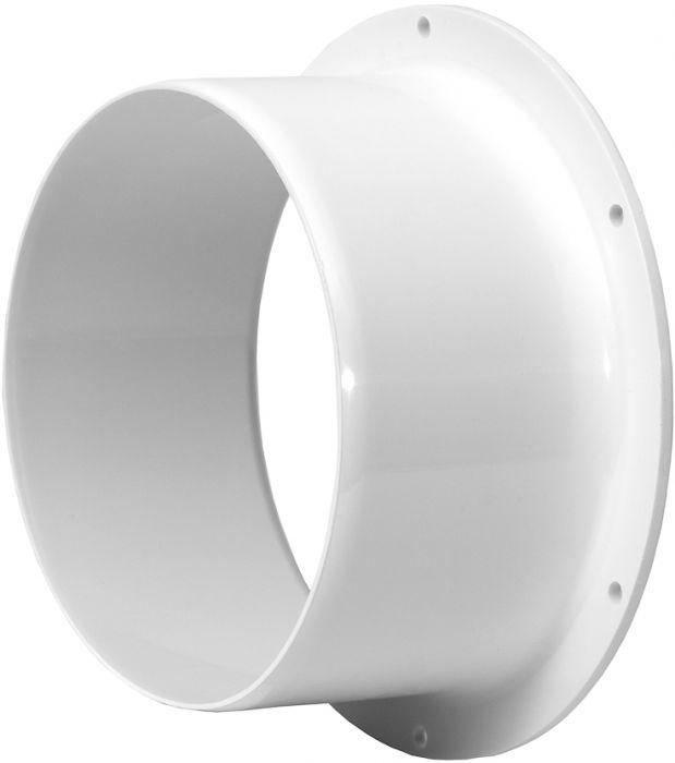 Äärik Europlast valge ⌀ 100 mm