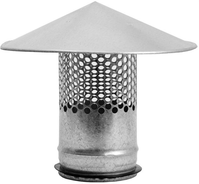 Tuulutustoru Europlast 160 mm