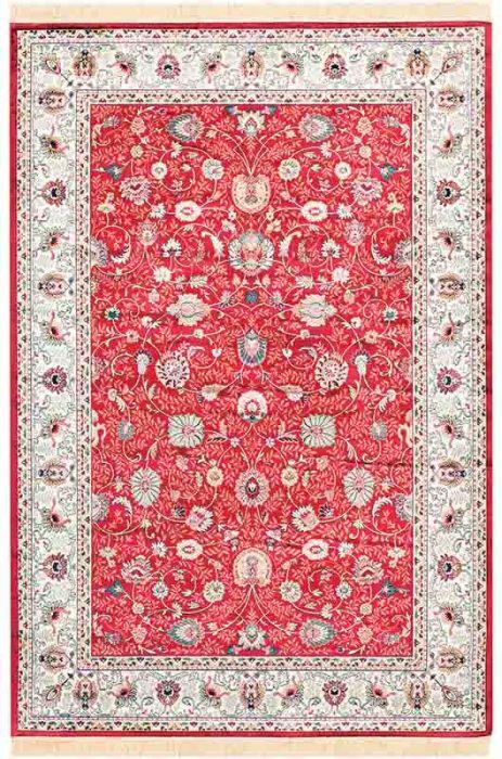 Viskoosvaip Almira, punane 160 x 230 cm