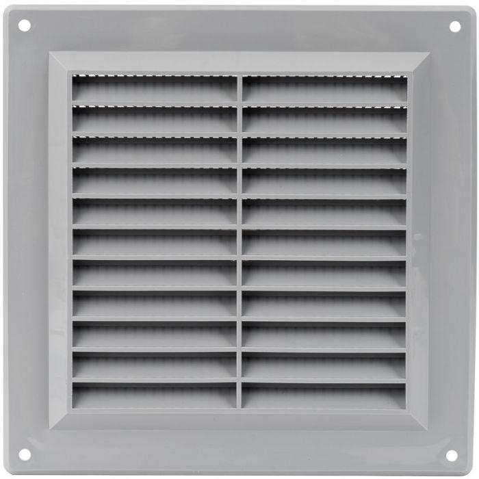 Ventilatsioonirest Europlast hall 150 x 150 mm