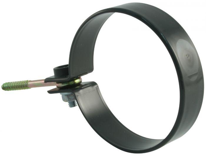 Toruklamber 75 mm pruun