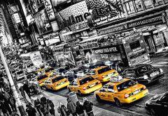 Fototapeet Cabs Queue 8-osa