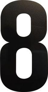Number Wichelhaus HartPlastic 8 100 mm