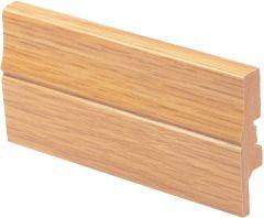 Põrandaliist Maler Piirto 16 x 70 x 2750 mm MDF Tamm
