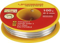 Jootetina Rothenberger 3 mm