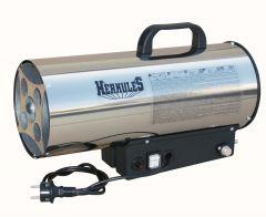 Soojapuhur gaasiküttega Herkules 15 kW