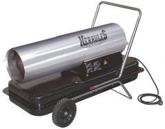 Soojapuhur diiselküttega B100CEL, 29 kW