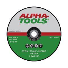 Lõikeketaste komplekt Alpha-Tools C 24 R-BF