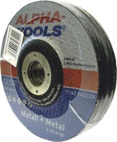 Lõikekettad Alpha-Tools Metall A 24 R-BF180 x 2,5, T41, 5 tk