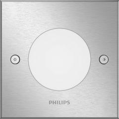 Välisvalgusti Philips Crust maasse süvistatav LED