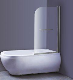 Dušisein vannile Clear 80 x 140 cm