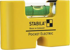 Lood Stabila 101 Pocket Electric