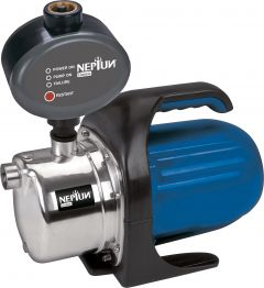 Veeautomaat NCHA-E 3600 Inox