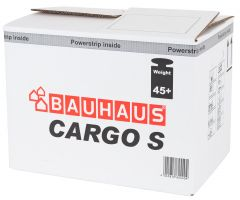 Pappkast BAUHAUS Cargo S 50 x 35 x 37 cm