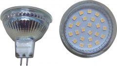 LED-lambipirn Voltolux GU5 külm valgus