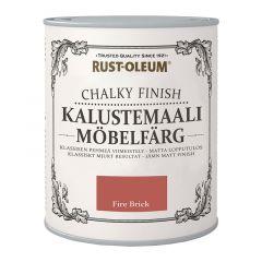 Mööblivärv Rust-Oleum Chalky Finish Fire Brick 750 ml