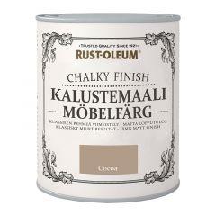 Mööblivärv Rust-Oleum  Chalky Finish, Cocoa 750 ml