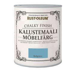 Mööblivärv Rust-Oleum Chalky Finish Belgrave 750 ml