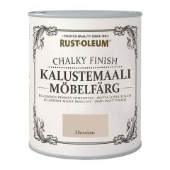 Mööblivärv Rust-Oleum Chalky Finish, Hessian 750 ml