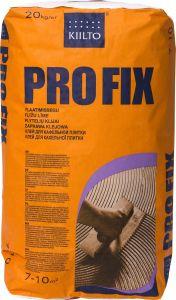 Plaatimissegu Pro Fix 20 kg