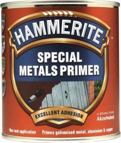Erimetallide kruntvärv Special Metals Primer 500 ml, punane