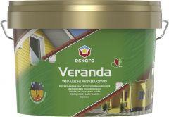 Fassaadivärv Veranda 2,7 l, värvitu