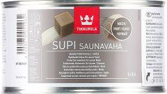 Tikkurila Supi saunavaha 0,3 l must