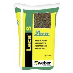 Kergkruus Leca 50 l, S 2 - 4 mm