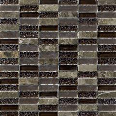 Mosaiik Natura pruun 30 x 30 cm